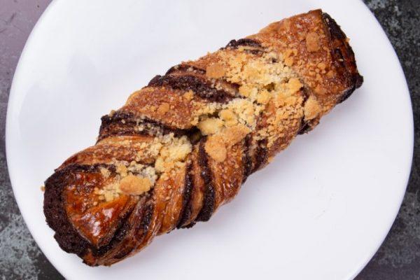 צמת שוקולד שטרויזל זקס בייקרי ואוכל טוב