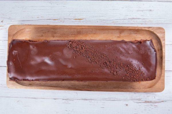 בחושה גאנש שוקולד זקס בייקרי ואוכל טוב