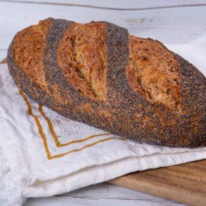 לחם שאור פרג