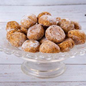 עוגיות אגוזי לוז זקס בייקרי ואוכל טוב