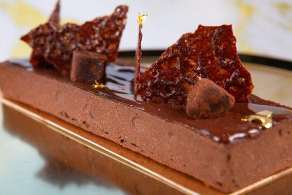 טארט שוקולד קרמל מלוח זקס בייקרי ואוכל טוב