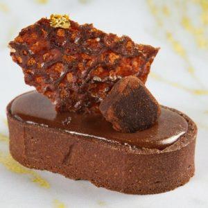 טארטלט שוקולד 24   ליחידה זקס בייקרי ואוכל טוב