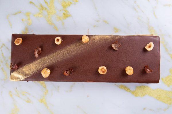 טארט שוקולד פרלינה פרווה זקס בייקרי ואוכל טוב