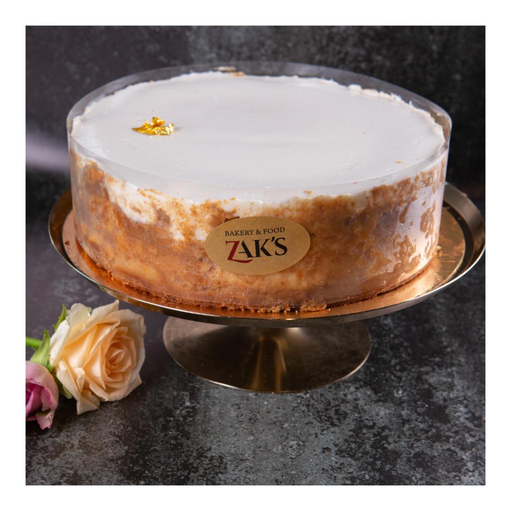 עוגת גבינה זקס